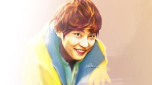 Yoon Shi-Yoon - Mischievous by Auridesion