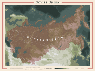 Soviet Union - 1933 by ShahAbbas1571