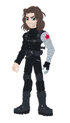 Soldiers and Honesty - Winter Soldier by edCOM02