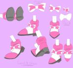 Sarah's Shoes design!! by sarahlouiseghost