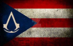 Assassins Creed Flag: Puerto Rico by metalstormkid