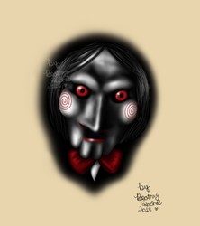 Billy the Puppet by Meowzzie