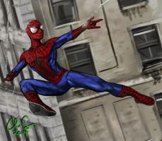 The Amazing Spider-Man 2 by osx-mkx