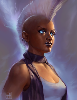 Storm by johnnymorrow