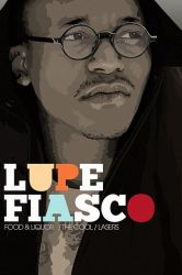 Lupe Fiasco by fat-jedgfx