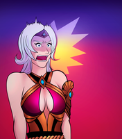 #9 wtf: Lian reacts to Veridian Ash by SVespiary