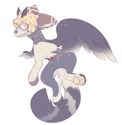 (sold) sugar rotten adopt by royalraptors