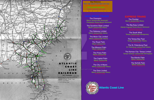 Fictionalized ACL/FEC map by mrbill6ishere