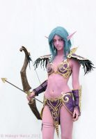 Tyrande, World of Warcraft by Lisa90Cosplay