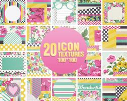 20 Icon textures - 0505 by Missesglass