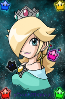 Princess Rosalina by xDarkMidnax