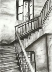 Degraded Stairs by Chum162