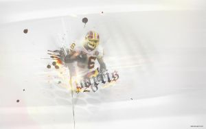 Clinton Portis by w4rrior