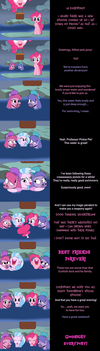 Pinkie Pie Says Goodnight: Kelping Out by MLP-Silver-Quill