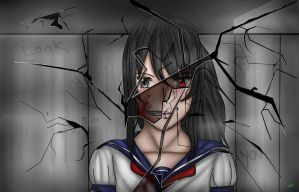 Yandere Sim: Within by Heresyangel