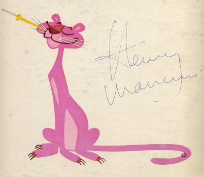 Henry Mancini - Pink Panther Theme Song by FranceEditions