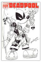 Deadmouse sketch cover by jamietyndall