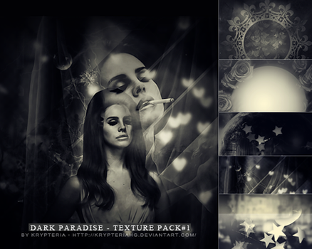 Texture Pack #1 - Dark Paradise by KrypteriaHG