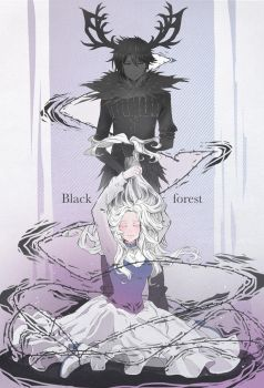 Lie and Black Forest by AnALIBI