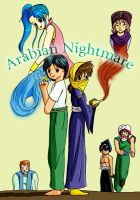Arabian Nightmare by irish-brigid