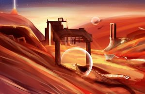 Journey PS3/PS4 by Haylau