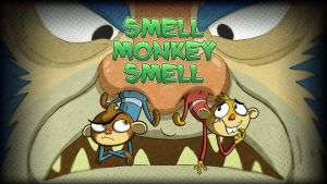 smell monkey smell by HEROBOY
