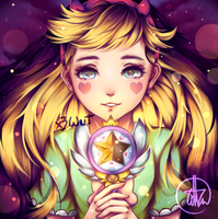 Star Butterfly by x3Wut