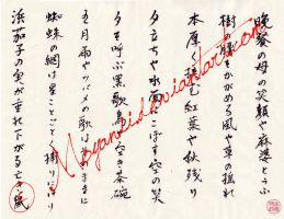 Brushes - Japanese sentences by PinkBassist3