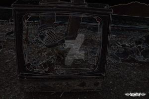 TV distort by eposmimesis