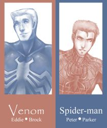 Spider-man - Blood Brothers by famira