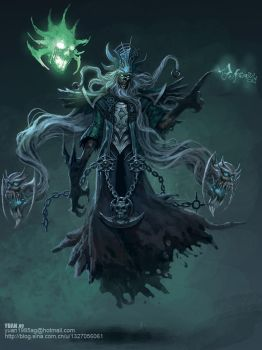 The Lich by ChaoyuanXu