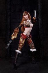 Atlantica Online, the trainerby cosplay by AsherWarr