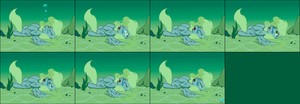 Derp Blue Sea (Edited) by StaticBubble