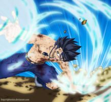 Grey (Fairy Tail, Chapter 391) by iPhenixia