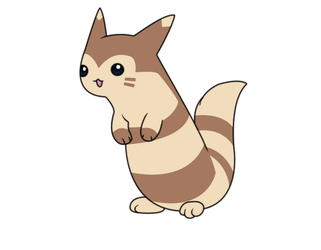 Furret Spin by Agirl3003