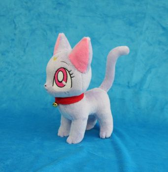 Sailor Moon Diana Plush by Yukamina-Plushies