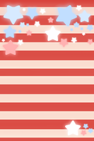 4th Of July Background by Reverrii