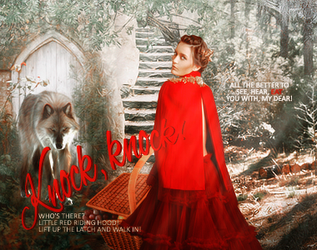 Little Red Ridding Hood by SkyXBlue