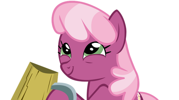 Cheerilee squee face vector by totalcrazyness101
