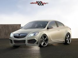 Opel Insignia by MurilloDesign