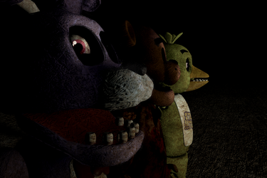 Five Nights at Freddy's3 - Bonnie... by Christian2099