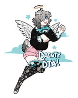 DAINTY DTA #2/ MYO SLOT RAFFLE- {WINNERS CHOSEN} by Pajuxi-Adopts
