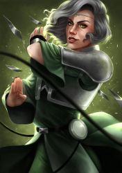 Suyin Beifong by AnnettaSassi