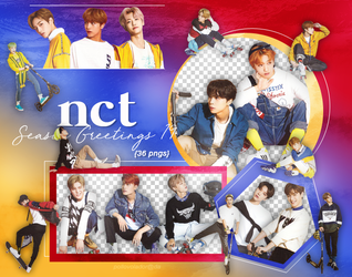 NCT - Season Greetings '19 (part #2) {png} by pollovolador