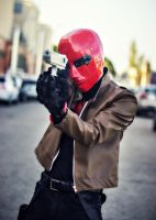 Jason Todd, The Red Hood - Deadly Vengeance by DashingTonyDrake
