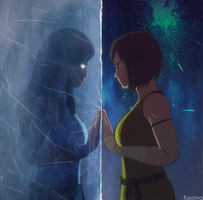 LoK - Ghosts of the Past by Kaschra