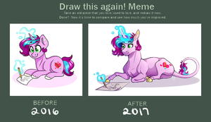 Draw this again by Micky-Ann