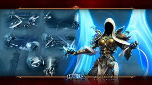 HotS #13: Archangel Auriel: Aspect of Hope by Holyknight3000