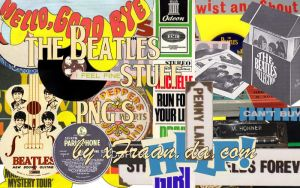The Beatles png's by xFraan