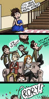 A few of my favourite Eleventh Doctor moments by Yohiri